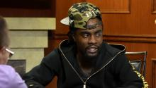 Rapper Wale's craziest fan encounter