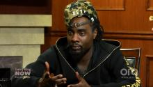Rapper Wale on depression, internet trolls