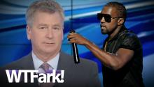 And Now, News Anchors Read Kanye West Lyrics: