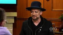 Boy George discusses the 'Culture Club' reunion tour