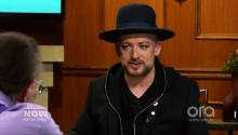 Boy George on moving from London to Los Angeles