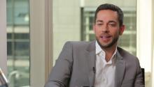 Zachary Levi: You Shouldn't Read Reviews If You Do Theater