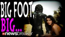 BIG FOOT, BIG, BIG D--K: Sasquatch-Erotica Takes the Internet By Storm