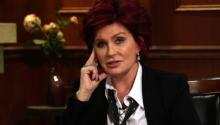 Sharon Osbourne Blames Energy Drinks for Kelly's Seizure