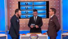 AVENGERS FAMILY FEUD: Super Hero Celebrities Are Just Like Us