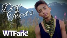 DEEP TWEETS (By Jaden Smith): Volume I