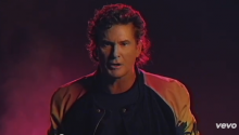 So David Hasselhoff Just Dropped A New Music Video...