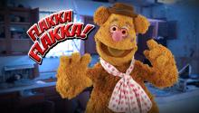 Here's A Clip From Today's WTFark That Will Ruin Fozzie Bear For You