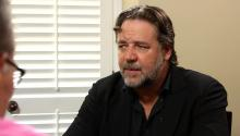 "Russell Crowe On Fame: People ""Filled In"" The Gaps In Information"