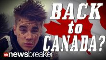 LIFE IN CANADA: Justin Bieber's Alleged Egging Could Violate His Visa Terms