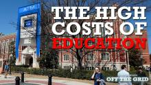 #WWJVD: The High Costs of Education