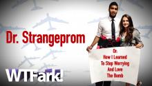DR. STRANGEPROM: Teen Suspended For Wearing Fake Bomb In School For Public Promposal