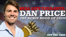 Real Life Vigilante: Dan Price, The Robin Hood of CEOs