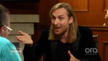 David Guetta Invites Larry King To The Wynn