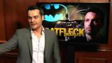 I'm For Ben: Larry King For Affleck as Batman