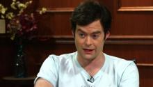 Bill Hader talks about the origin of 'Stefon'