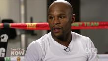 Floyd Mayweather's Fight Strategy: 'I Control The Tempo'