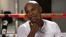 Does Floyd Mayweather Have Fear?: 'No, Never'