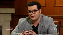 Josh Gad: I Wasn't Allowed To Do Frozen
