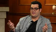 Josh Gad Celebrates 500 Episodes with Larry King