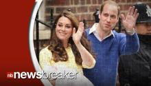 William and Kate's Royal Baby Girl Named Charlotte Elizabeth Diana