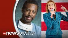 Ben Carson and Carly Fiorina Announce Plans to Run For President As Republicans