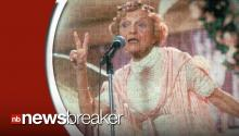 The Wedding Singer 'Rapping Granny' Ellen Albertini Dow Dies At Age 101