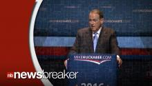 Former Republican Arkansas Governor Mike Huckabee Announces Run For President