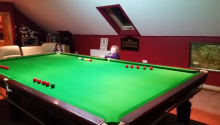 3-Year-Old Irish Boy Is A Snooker STUD