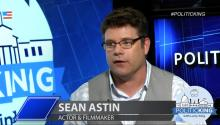 Sean Astin On His Twitter Tiff with Adam Baldwin About #Baltimore