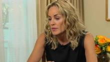 Sharon Stone Speaks Out On The Need To Hold On To Human & Women's Rights