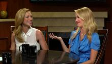 Brittany Snow & Anna Camp discuss their 'Pitch Perfect' co-stars