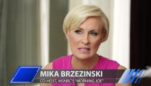 Mika Brzezinski: Women Should Stop Playing 'Nice' On Salary Issues