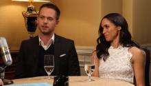 Suits: Patrick J. Adams & Meghan Markle