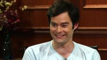 Bill Hader Interview