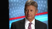 Gary Johnson Sounds Off.Plus, Should The U.S. Boycott The Winter Olympics In Russia?