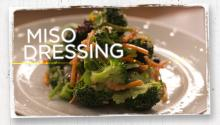 Make Your Own Miso Dressing Recipe