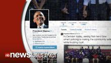President Obama Tweets For First Time From New Personal Twitter Account