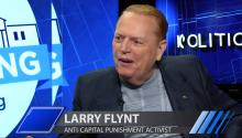 Larry Flynt On What He Really Thinks of Hillary Clinton
