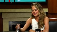 Chrissy Teigen discusses exotic culinary dishes