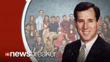 Presidential Candidate Rick Santorum 'Sickened' by Duggar Molestation Scandal