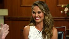 Chrissy Teigen: I'm Pretty One Note When It Comes to Modeling