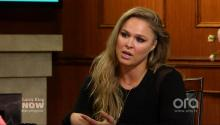 Ronda Rousey on fighting Mayweather: I Don't Think It's Proper to Cheer About A Man Hitting A Woman