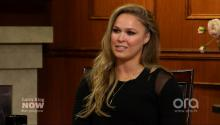 UFC's Ronda Rousey On The Olympics: I Came Home With Just A Handshake And A Boot Out The Door