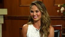 Chrissy Teigen Interview