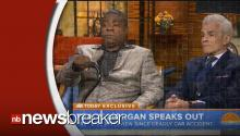 Tracy Morgan Speaks Out For First Time After 2014 Collision With Wal-Mart Truck