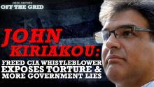 John Kiriakou: Freed CIA Whistleblower Exposes Torture & More Government Lies