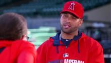 Albert Pujols on Tony La Russa's advice for him
