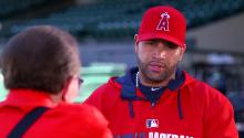 Albert Pujols wants to reach 3,000 hits