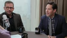 Steve Carell and Paul Rudd: We All Signed On Before There Was A Script
